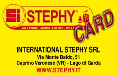 STEPHY CARD